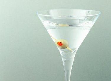 Poesia per un caro amico: Il Martini Cocktail