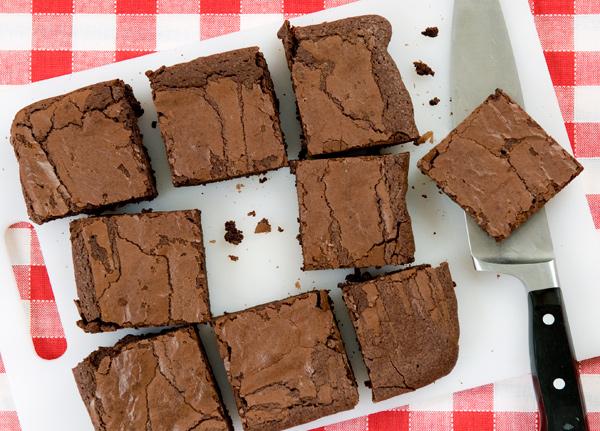 Brownies – Un\'americana in cucina
