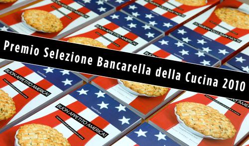 Premio Selezione Bancarella della Cucina!