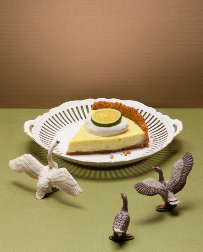 Key Lime Pie - Un\'americana in cucina