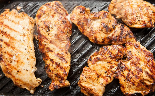 Favorite Grilled Chicken <br> (Petto di pollo alla piastra)