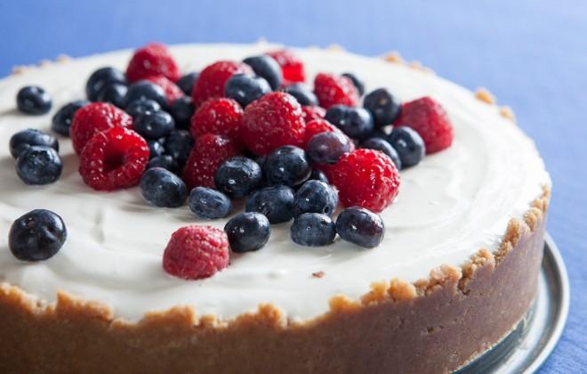 Cheesecake senza cottura – Un\'americana in cucina