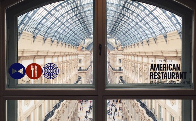 James Beard American Restaurant… in Milan!