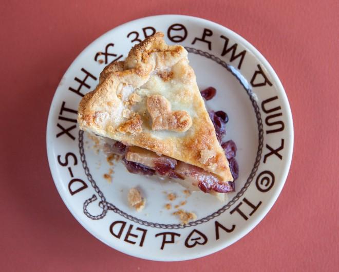 Pie con pere e cranberry – Un\'americana in cucina
