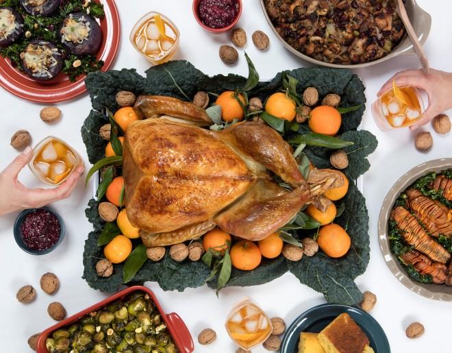 Menu di Thanksgiving, le ricette della Festa del Ringraziamento