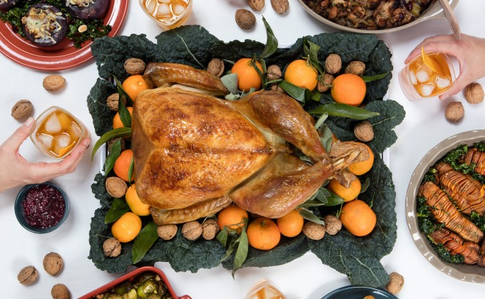 Citrus-Roasted Turkey