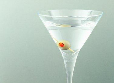 Poem for a dear friend: The Martini