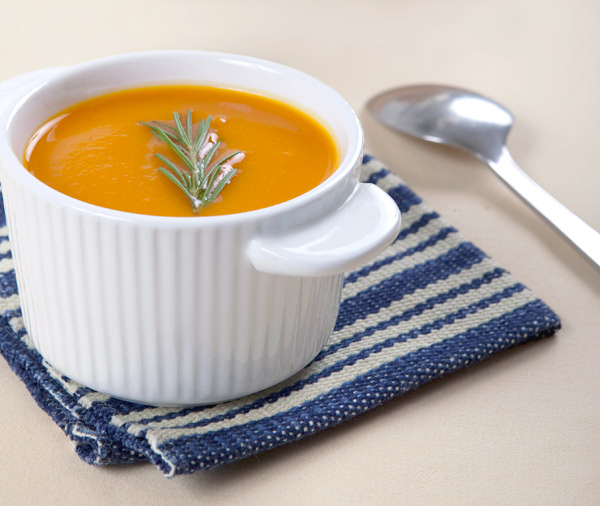 Fall Pumpkin and Pear Soup