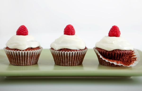 Red Velvet Cupcakes per San Valentino