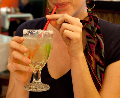 """Classic Margarita, or """"Mesquite-a-rita"""""""