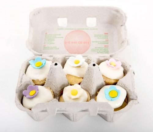 Mini cupcakes per Pasqua