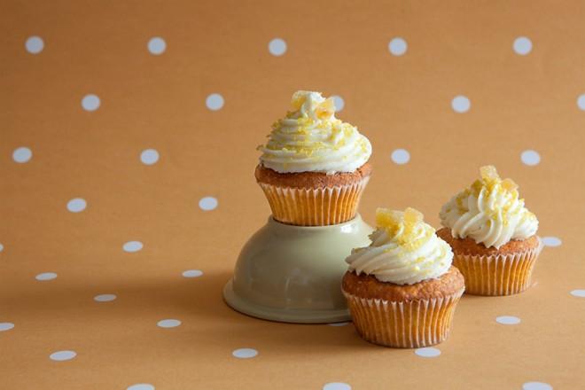 Cupcake di zucca e zenzero