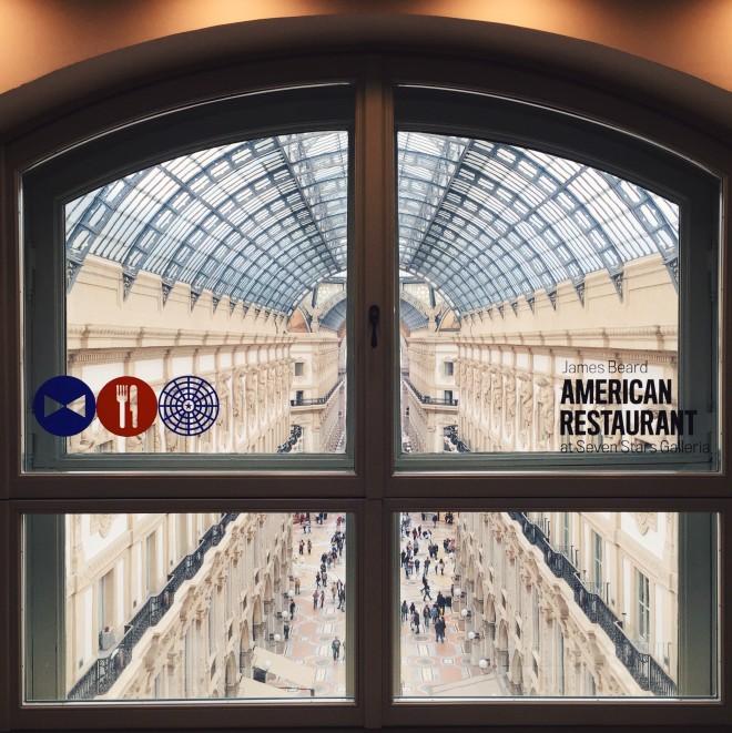 James Beard American Restaurant… a Milano!