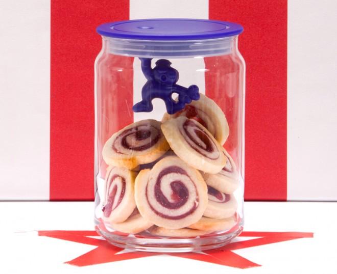 "Girandole, o ""Pinwheel Cookies"""