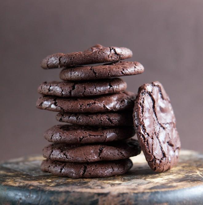 Biscotti che sanno di brownies
