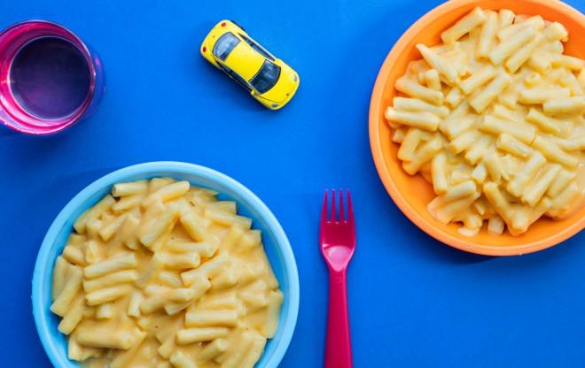 Macaroni and Cheese con Zucca e Carote
