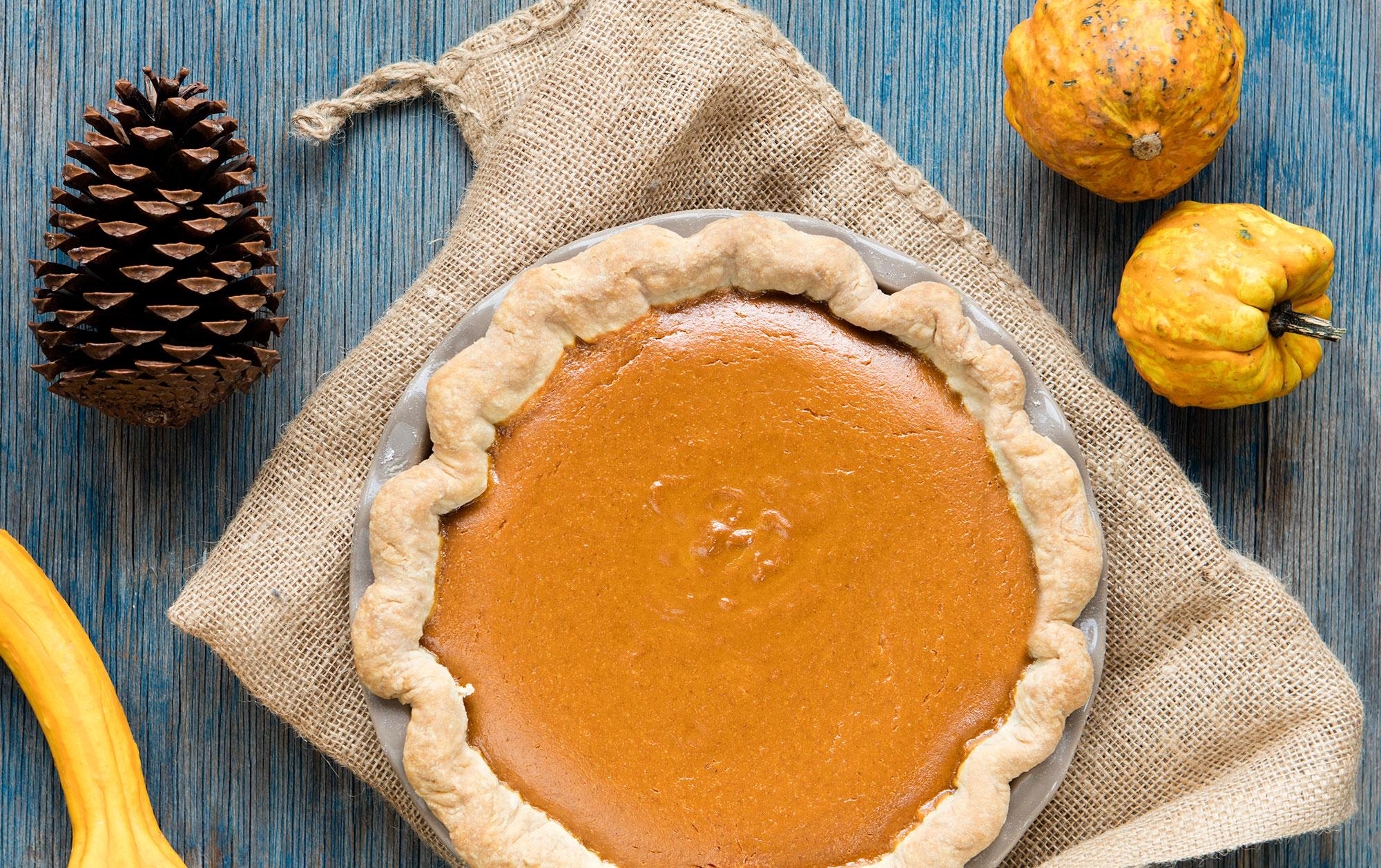 Pumpkin pie: crostata di zucca